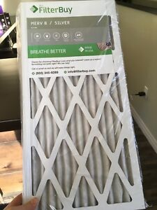 Heat pump/furnace filters