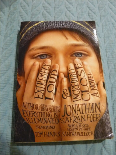 Extremely Loud and Incredibly Close by Jonathan Safran Foer (2011, PBACK) Movie