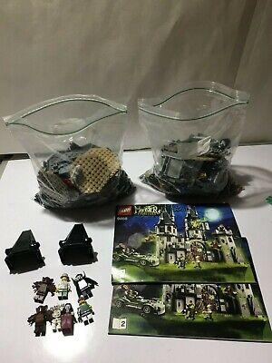 LEGO Set 9468 Monster Fighters Vampyre Castle - 100% Complete w Manuals