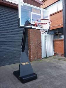 Powerdunk portable basketball Ring HeavyDuty System 3yrswarranty Moorabbin Kingston Area Preview