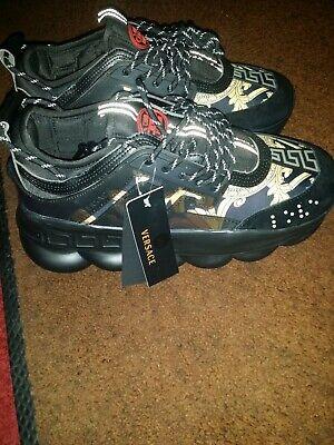 Versace Sneakers size 10