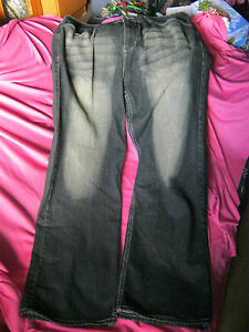 jeans new no tags by ecko unltd. colour black size 94cm. waist