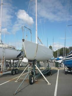 M27 racing yacht Canning Vale Canning Area Preview