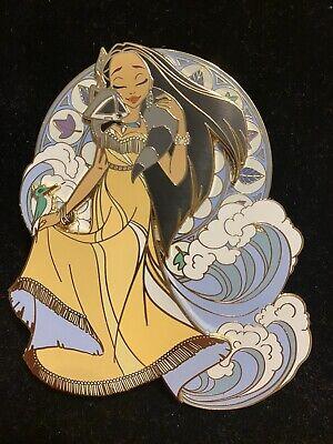 Pocahontas Deco Dames Disney Fantasy Pin LE65 Poca