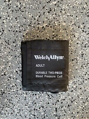 Welch Allyn Durable Two-piece Adult Blood Pressure Cuff