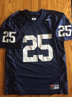 Nike youth large Penn State Nittany Lions Football Jersey In EUC