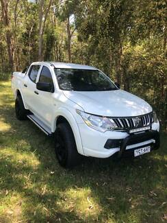 2015 MQ Mitsubishi Triton Figtree Wollongong Area Preview