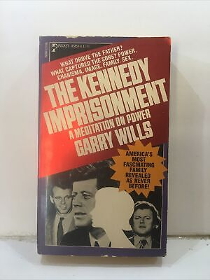The Kennedy Imprisonment - Garry Wills (1983, Paperback