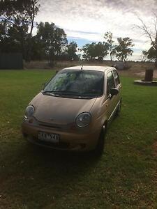 2003 Daewoo Matiz Hatchback Melbourne CBD Melbourne City Preview