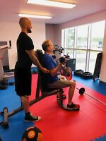 Personal Training/Small Group Training
