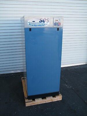 2009 Powerex Oil Free Scroll Air Compressor Seq20072hp 20hp Lab Dental Medical