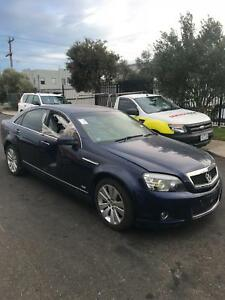 WRECKING WM CAPRICE L98 V8 84000kms Williamstown North Hobsons Bay Area Preview