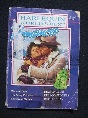 Harlequin World's Best Romances Vol. 8 No. 3 November/December 1998