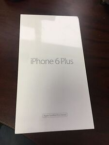 iPhone 6plus  new in box  West Island Greater Montréal image 1