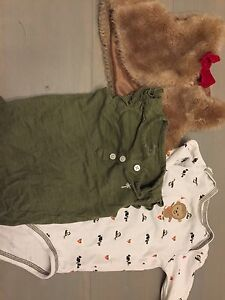 3 size 9 mth girl top