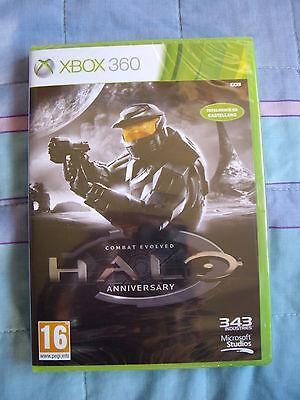 Halo Combat Evolved Anniversary - Xbox 360 - Nuevo Precintado - Edicion España segunda mano  Embacar hacia Argentina