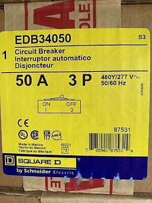 Square D Breaker Edb34050