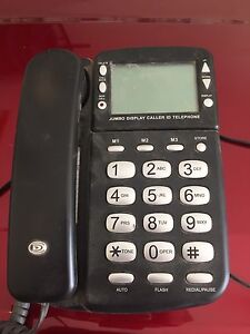 Telephone with call id