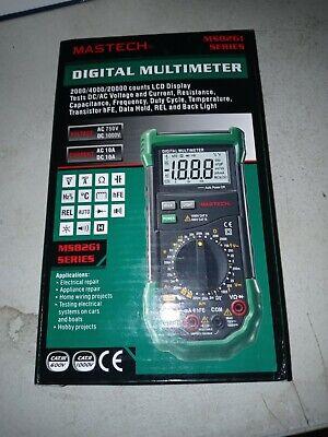 Mastech Ms8268 Digital Multimeter Electrical Meter
