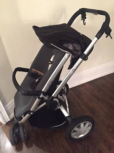 Like New: Quinny Buzz 3 Wheel Stroller