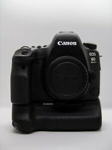 Canon 6D MII with Battery Grip