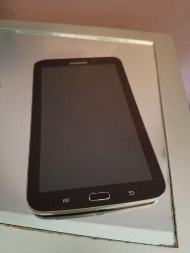Samsung Galaxy Tab 3 (SM-T210R) 8GB - WiFi - 7in - Black