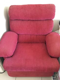 Recliner Chair Croydon Burwood Area Preview