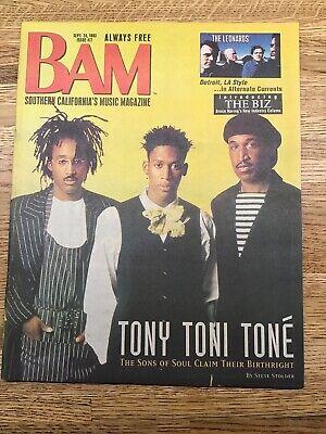 BAM magazine #417 September 24, 1993 TONY TONI TONE - THE LEONARDS (417 Magazine)