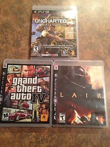 3 PS3 Games for $5
