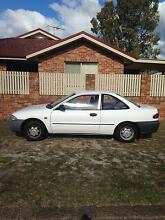 1996 Mitsubishi Lancer Coupe Raymond Terrace Port Stephens Area Preview