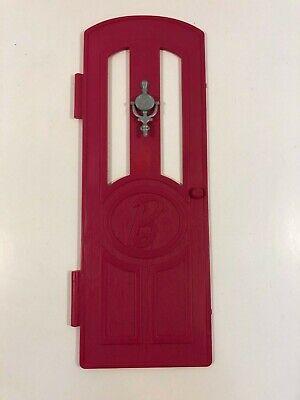 Barbie Dream House 2015 Replacement Parts Pieces Front Door w/ Knocker