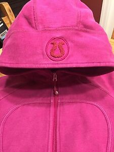 Lululemon size 10 Scuba Sweater