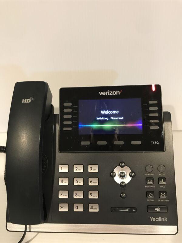 Verizon Yealink T46G Phone