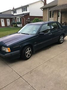 Volvo 850 1994 etested