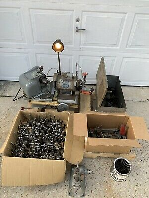 Sioux Valve Face Grinder Machine 680 W Lots Of Parts