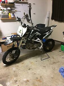 Atomik Pitbike 140cc $600 Upper Coomera Gold Coast North Preview