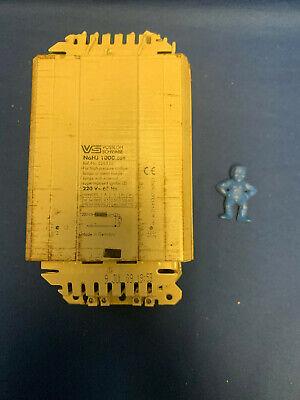 Vossloh Schwabe 528536 Metal-halidehigh Pressure Sodium Ballast 220v 60hz 100w