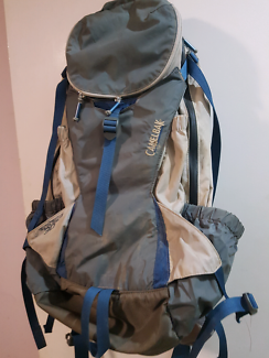Camelback hiking backpack with camelback water bladders.  Ferny Hills Brisbane North West Preview