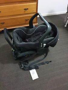 baby car seat capsule