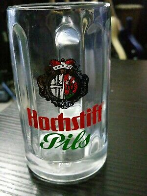 Hochstift Pils Faux Beer German Pilsner Glass Germany