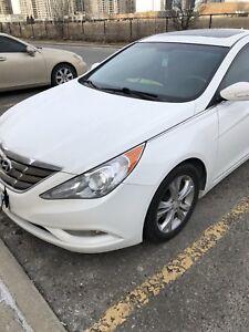 Hyundai Sonata limited/Nav