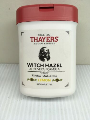 3 pk of 30 toning towelettes witch