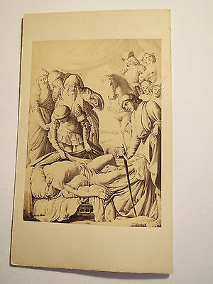 Sandro Botticelli - Oloferne decapitati - Florenz Uffizien / CDV