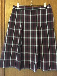 Bede Polding College - Size 12 Junior Winter Skirts Grose Vale Hawkesbury Area Preview
