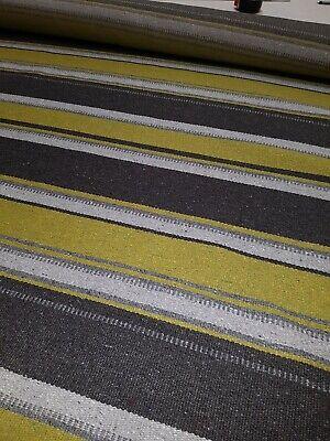 kirkby design Cheveyo Peridot 100% wool.Upholstery Fabric | 7 Meters