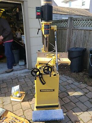 Powermatic 719t Mortiser Tilt Table With Stand