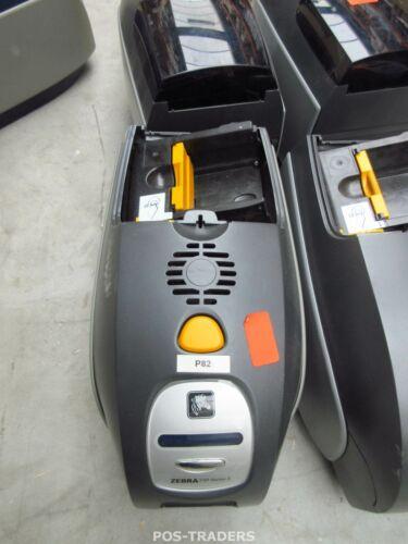 Zebra Card ZXP Series 3 USB LAN Card Printer Colour - DOESN'T PRINT - NO COVER