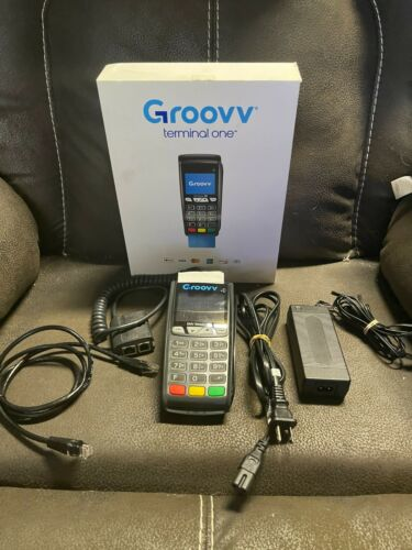 INGENICO ICT250-11TP2198A GROOVV Terminal One Payment Terminal.