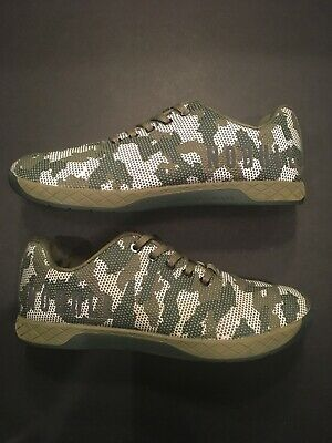 NOBULL Field Camo Trainer Men's 11 / Womens 12.5 Camo Field Trainer