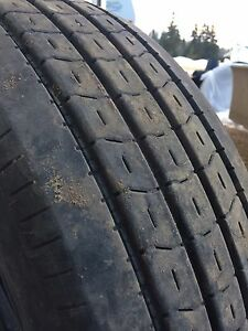 235-85-16 Goodyear trailer tire